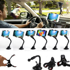 -XU21 Car Windscreen Suction Mount Holder Cradle Stand For Call Phone Apple