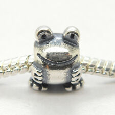 New Authentic Genuine S925 Silver FROG CHARM Bead