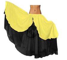 Belly Dancing GYPSY Skirt Long Full Circle Skirt For Women Maxi Skirt Tribal