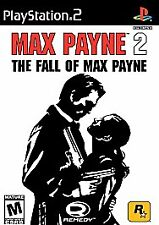 Max Payne 2: The Fall of Max Payne Sony PlayStation 2 PS2 game
