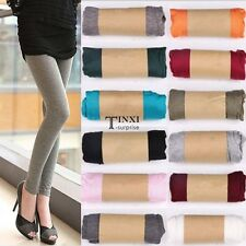 NEW Fashion Women's Sexy Stretchy Skinny Cotton High Waist Leggings TXSU