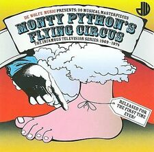 MONTY PYTHONS FLYING CIRCUS... - Monty Pythons Flying Circus: 3... CD Like New