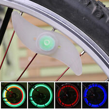 LED Waterproof Wheel Tire Tyre Wire Spoke Bike Bicycle Cycling Flash Light Lamp