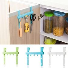 Door Rack Hooks Kitchen Hanging Storage Hanging Holders Accessories Tool