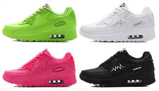 New Women's Running Trainers Air Max Sole Girls Fashion Sneakers School Shoes·