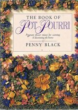 The Book Of Pot Pourri by Black Penny - Book - Hard Cover - Craft / Hobbies