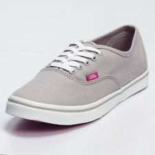 Vans Womens Authentic LoPro Shoes  in Silver