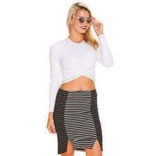New Mink Pink Sweetest Sound Skirt in Black | Womens Skirts