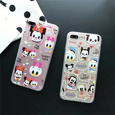 New Cute cartoon Disney Minnie Mickey mouse Case cover for iphone 7 6 6S plus 5S