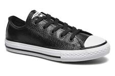 Kids's Converse Chuck Taylor All Star Ox Low rise Trainers in Black