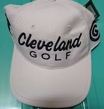 #BRAND NEW# Cleveland Golf CG Tour Cap/Hat - White/Navy - one size fits all