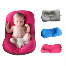 Chill Baby Bath Tub Pillow Pad Lounger Bather Floating Soft Seat Infant Newborn