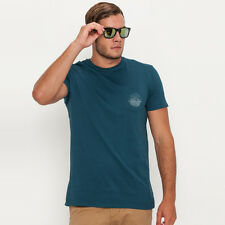 New Billabong Pure Surf Plus T-shirt in Blue | Mens>Mens Tees