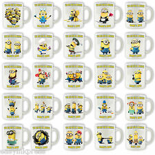 PERSONALISED MINIONS MUG Cup Present Gift Despicable Me You Are One In a Minion