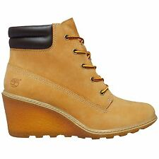 Timberland Earthkeepers Amston 6 Inch Wheat Womens Boots