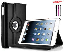 FOR APPLE IPAD AIR 1 360 DEGREE ROTATING PU LEATHER SMART CASE COVER STAND