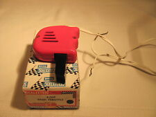 Scalextric Triang vintage 60's red + black hand control's boxed A/249 NICE !!