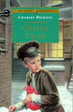 Oliver Twist - Charles Dickens - Puffin Classics - Good - Paperback