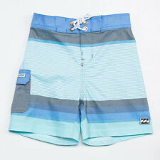 Billabong Toddlers Spinner Lo Tide Board Shorts  in Blue