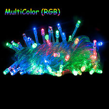 10M Light Waterproof String Lights Include 100 LED for Christmas Wedding Party