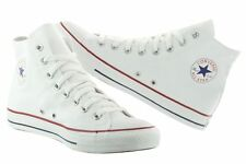 CONVERSE CHUCK TAYLOR ALL STAR HI TOP TRAINERS M7650C WHITE ALL SIZES
