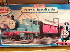 HORNBY R9682 PERCY & THE MAIL TRAIN 'OO' SET  BRAND NEW