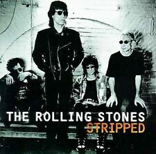 Stripped by The Rolling Stones (CD, 1995, Virgin)