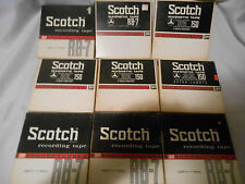 reel to reel tapes...lot of 9