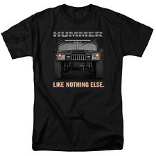 HUMMER LIKE NOTHING ELSE Officially Licensed Men's Graphic Tee Shirt SM-5XL