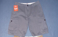 NWT Mens Dockers Flat Front Cargo Shorts Size 30