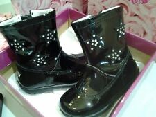 Lelli Kelly Nero Vernice Grace Boots Free Gift Sale Offer RRP £54.95 Now £17.99