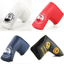 Golf Putter Cover Magnetic Headcover For Scotty Cameron Taylormade Odyssey Ping