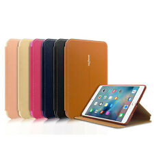 Folio Leather Flip Smart Cover Case For Apple iPad Air 1 / Air 2 / mini 2 3 4