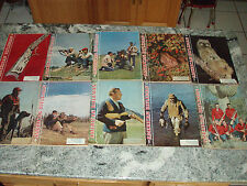 Lot of 10 Vintage American Rifleman Magazines from the Early 1950's - 1960's