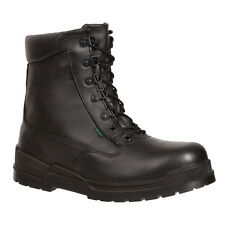 Rocky Eliminator Mens Black Leather Insulated Goretex WP Duty Boots