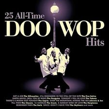 25 All-Time Doo Wop Hits by Various Artists