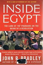 Inside Egypt by Bradley John R - Book - Soft Cover - History