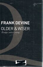 Older And Wiser by Devine Frank - Book - Hard Cover - Literature - Classic