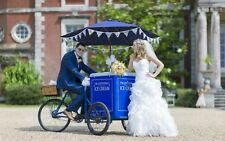 Vintage Ice Cream Tricycles & Crepe Britain for Wedding, Corporate & Party Hire