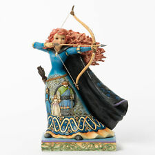 Brave Princess Merida Jim Shore Disney NIB Free Shipping Pixar In-Stock Scottish