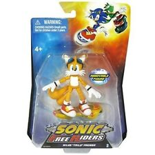 Sonic The Hedgehog 7.6cm Free Riders Action Figure Tails. Shipping Included