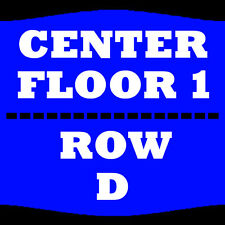 1-4 TIX THE COMEDY GET DOWN 2/18 FLOOR 1 ROW D AMWAY CENTER ORLANDO