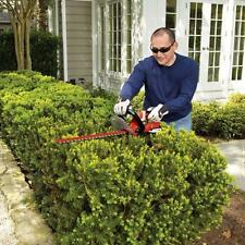 New Black and Decker Hedge Trimmer 22 inch Cordless Lithium Ion Battery 20 Volt