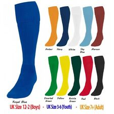 New Football Socks Soccer Hockey Rugby Sports Socks PE Mens/Womens Boys/Girls