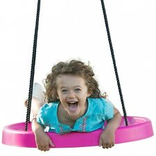 Super Spinner® Swing, FUN! Easy Instal for Swing Set or Tree, Best Swing on the