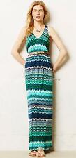 NEW Anthropologie The Addison Story Juxtapose Maxi Dress  Size S-M-L