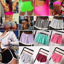 Summer Casual Hot Pants Sexy Women Sports Shorts Gym Beach Workout Yoga Fitness