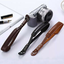 PU Leather Camera Wrist Hand Strap Grip For Finepix Fuji Fujifilm X30 X100T etc