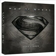 Man of Steel [Original Score] [Limited Deluxe Edition] by Hans Zimmer