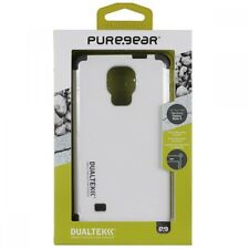 NEW PureGear DualTek Case Impact Shock Protection White Grip for Galaxy Phones